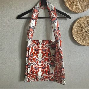 🍁 Free People reusable tote bag